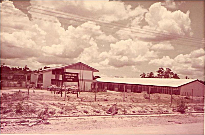Sekolah Bukit Besi