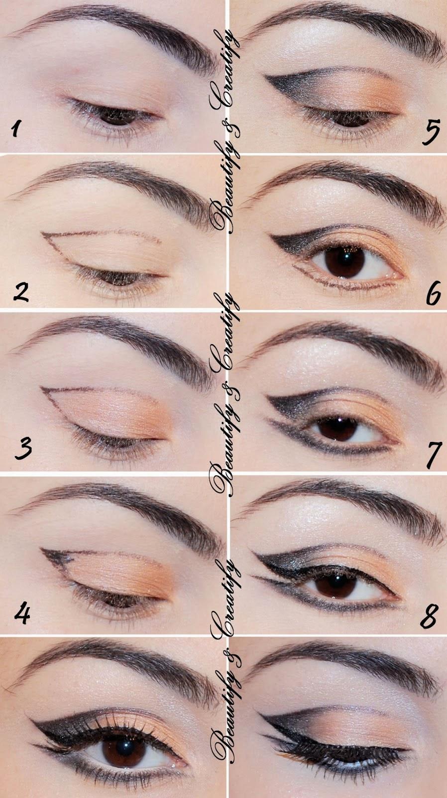 Double Shade Eyeliner Tutorial B G Fashion
