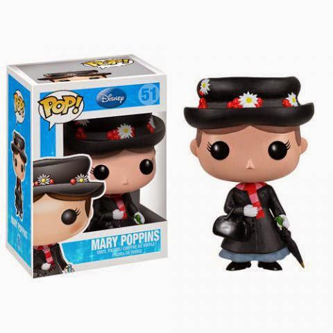 Cabezón Mary Poppins