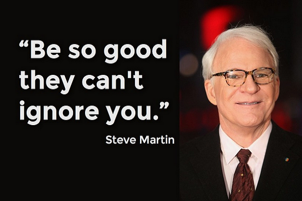 Steve Martin - Find On Web