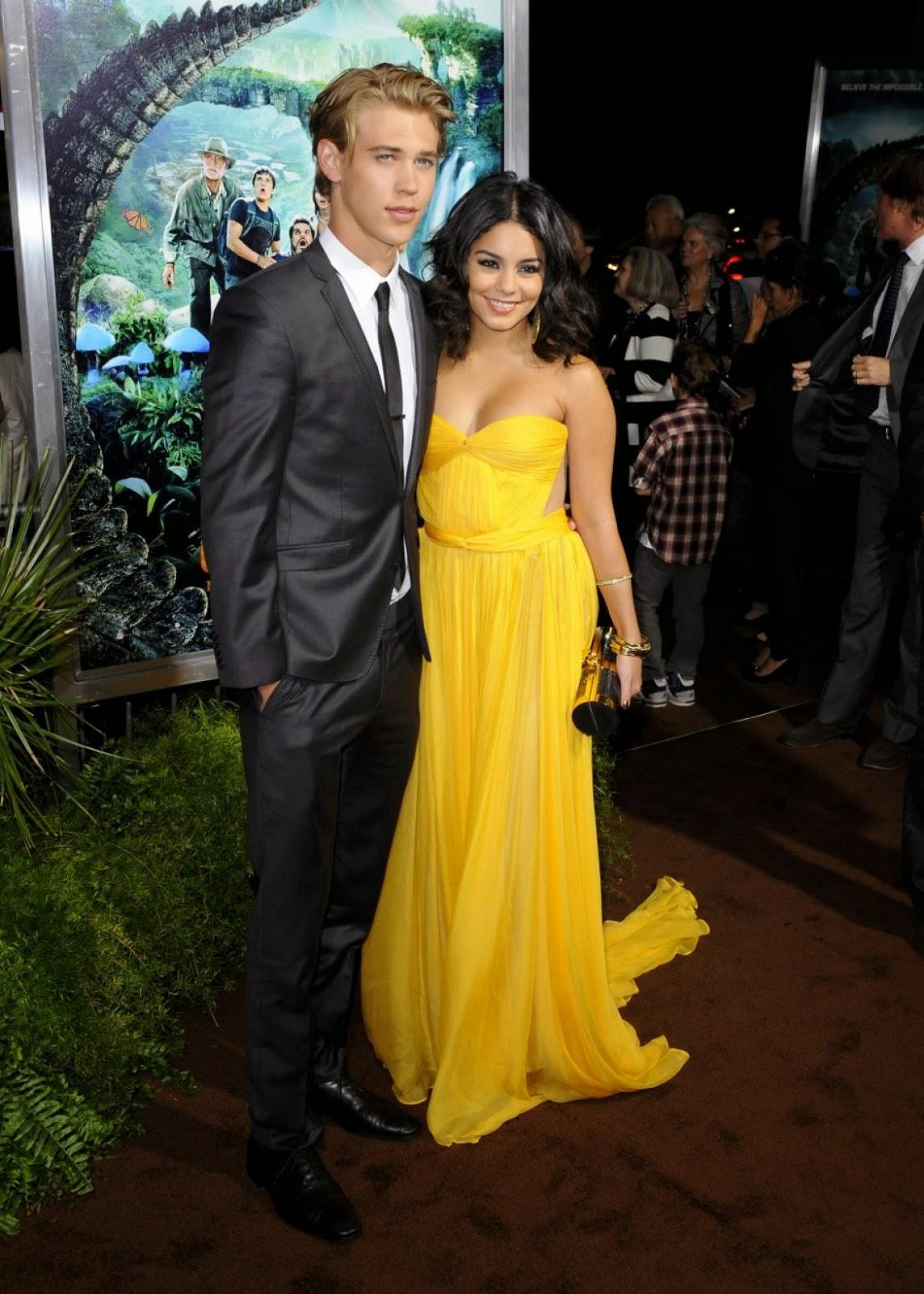 Vanessa Hudgens y sus mejores vestidos de fiesta