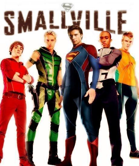 Tom Welling Superman Suit