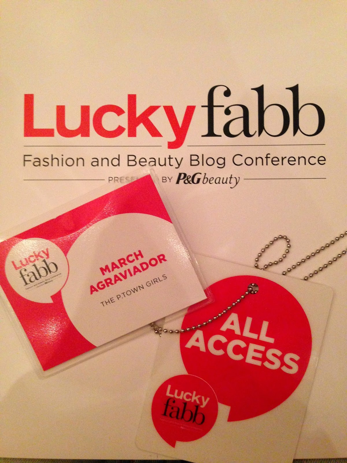 lucky magazine fabb conference blogger fashion and beauty nicole richie song of style wendy's cookbook coco rocha