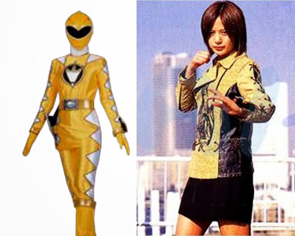 Ranru Itsuki (Abare Yellow)