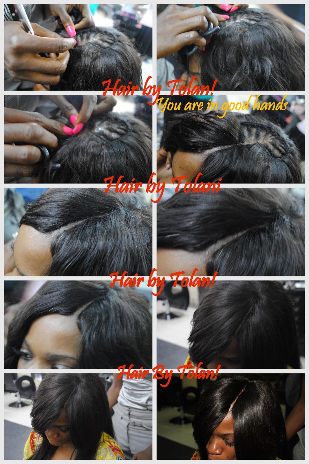 Hair By Tolan