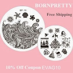 Born Pretty Store 10% off Coupon