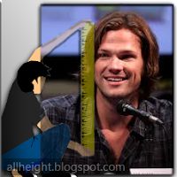 What is the height of Jared Padalecki?