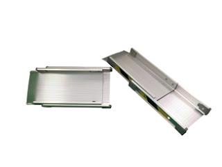 Redgumbrand aluminium ramp