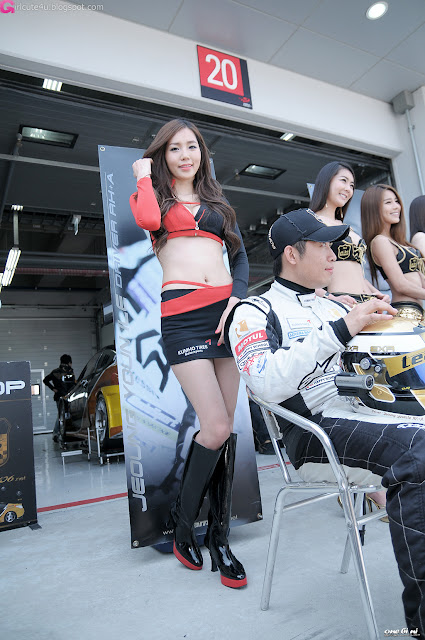3 Lee Ji Min - CJ SuperRace 2012 R1-very cute asian girl-girlcute4u.blogspot.com