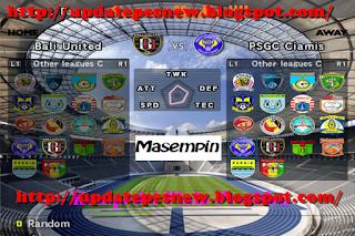Option File PES 6 Piala Presiden dan Sudirman Cup terbaru 2016
