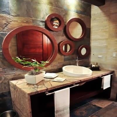 Revestimiento en piedras para muros interiores innovarq - Revestimientos de piedra interiores ...