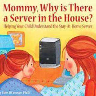 Por qué hay un servidor en la casa