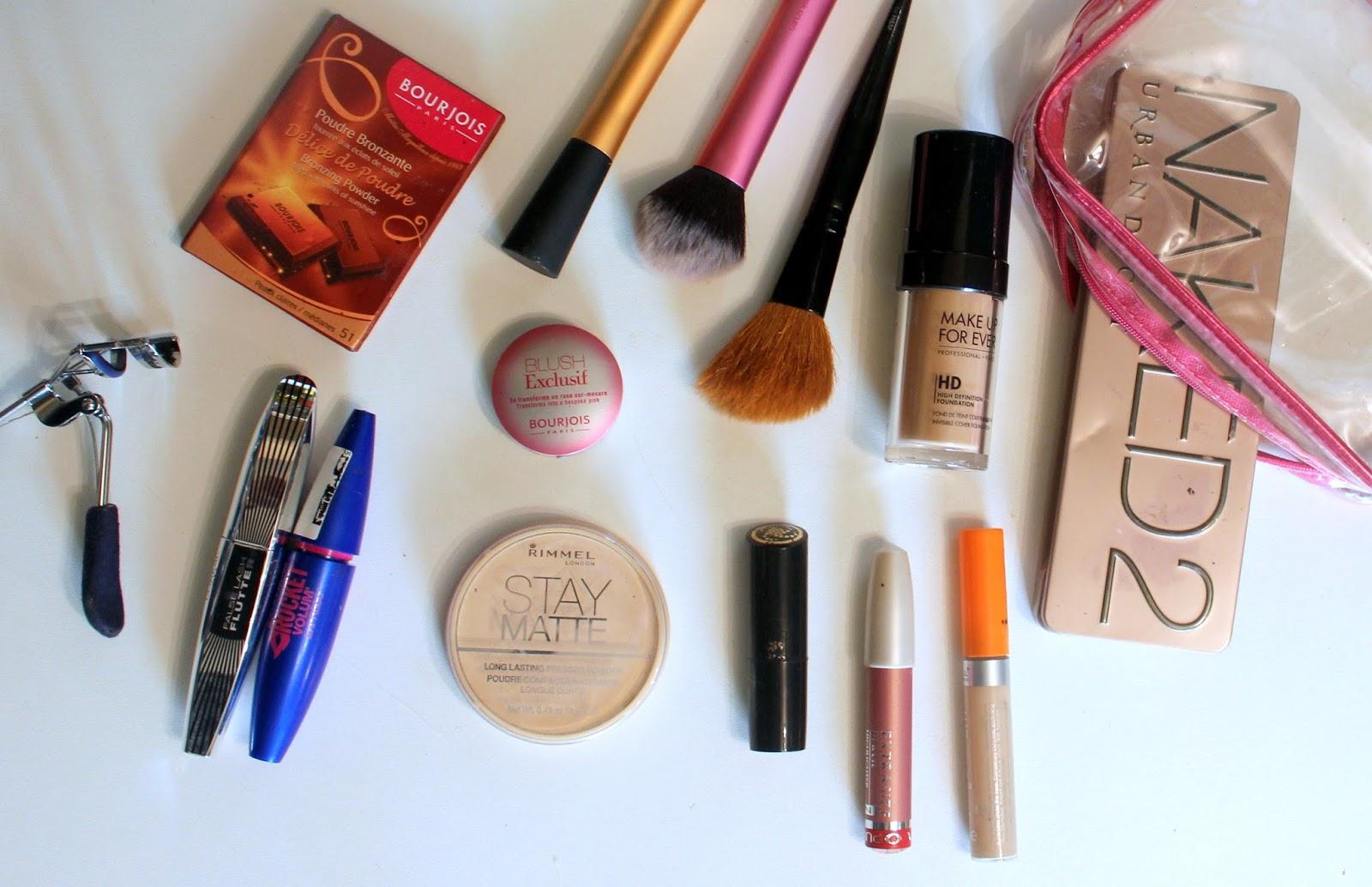 Berrylicious Makeup