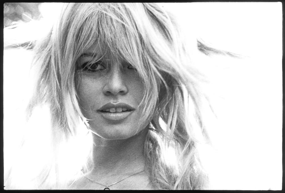 nuncalosabre.Fotografía - Bert Stern. Brigitte Bardot