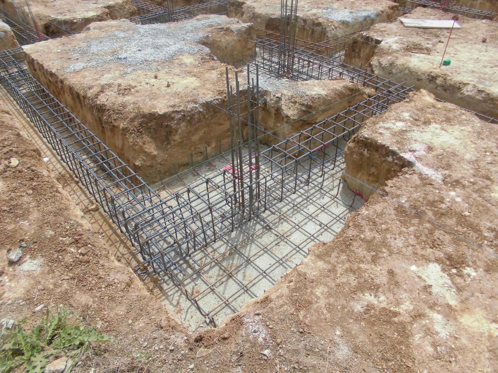 Cimientos de casas - Como hacer un piso de hormigon ...