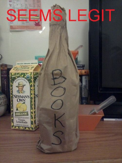 Books - Seems Legit
