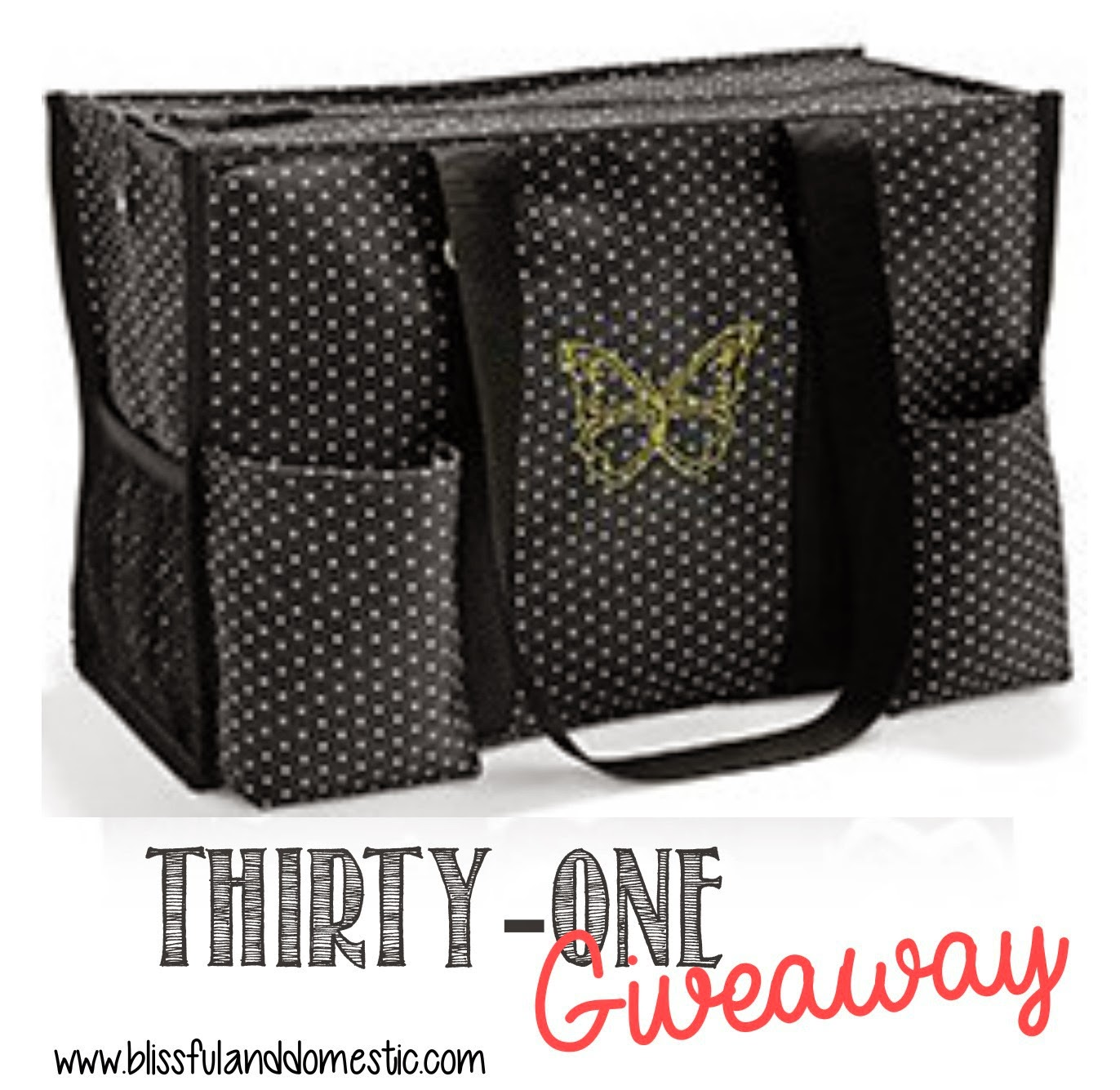 Thirty-One Bags Giveaway...