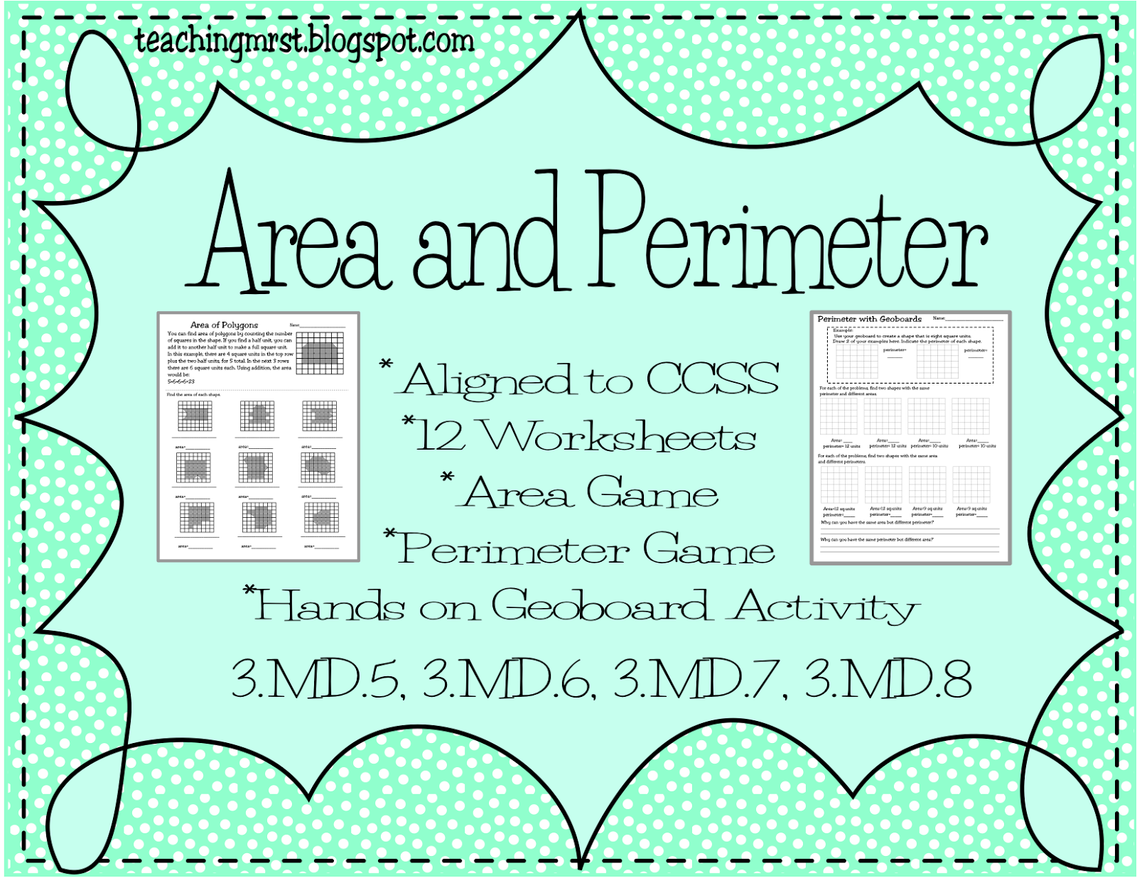 worksheet Area And Perimeter Worksheets 3rd Grade 3rd grade area and perimeter worksheets abitlikethis worksheets