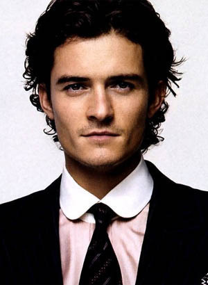 orlando bloom face. Orlando Bloom#39;s long lost