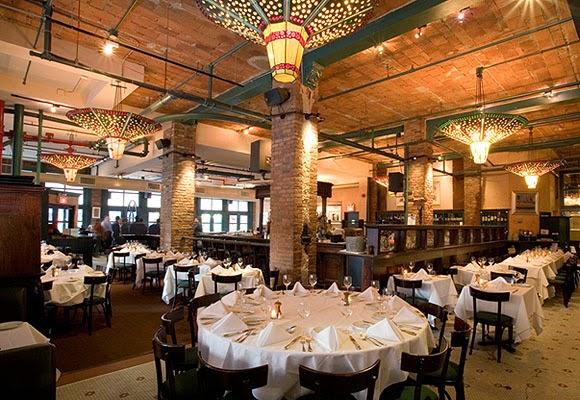 Restaurante Tribeca Grill em Nova York