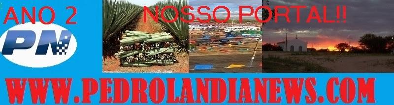 Pedrolândia  News - O nosso portal!