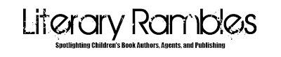 Literary Rambles logo