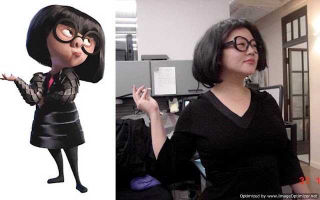 incredibles fashion designer
