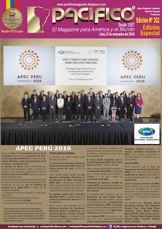 Revista Pacífico Edición Especial