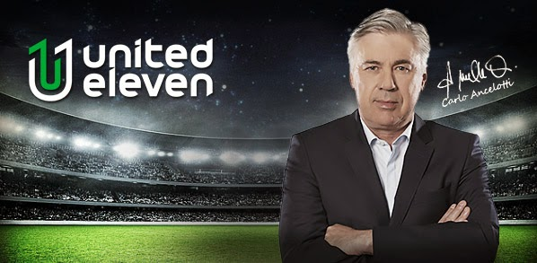 United Eleven sur Nexon Europe
