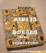 Premio  de Zuyl: Biblia Dorada