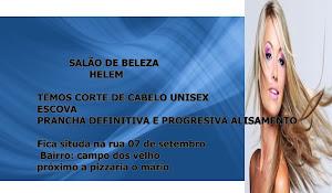 SALÃO DE BELEZA HELEN