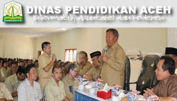 DINAS PENDIDIKAN ACEH : SELEKSI CALON GURU SEKOLAH INDONESIA LUAR NEGERI (SILN) - ACEH, INDONESIA