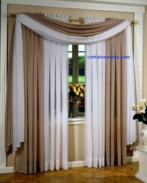 Curtains living room design ideas sewing for Living room curtain ideas
