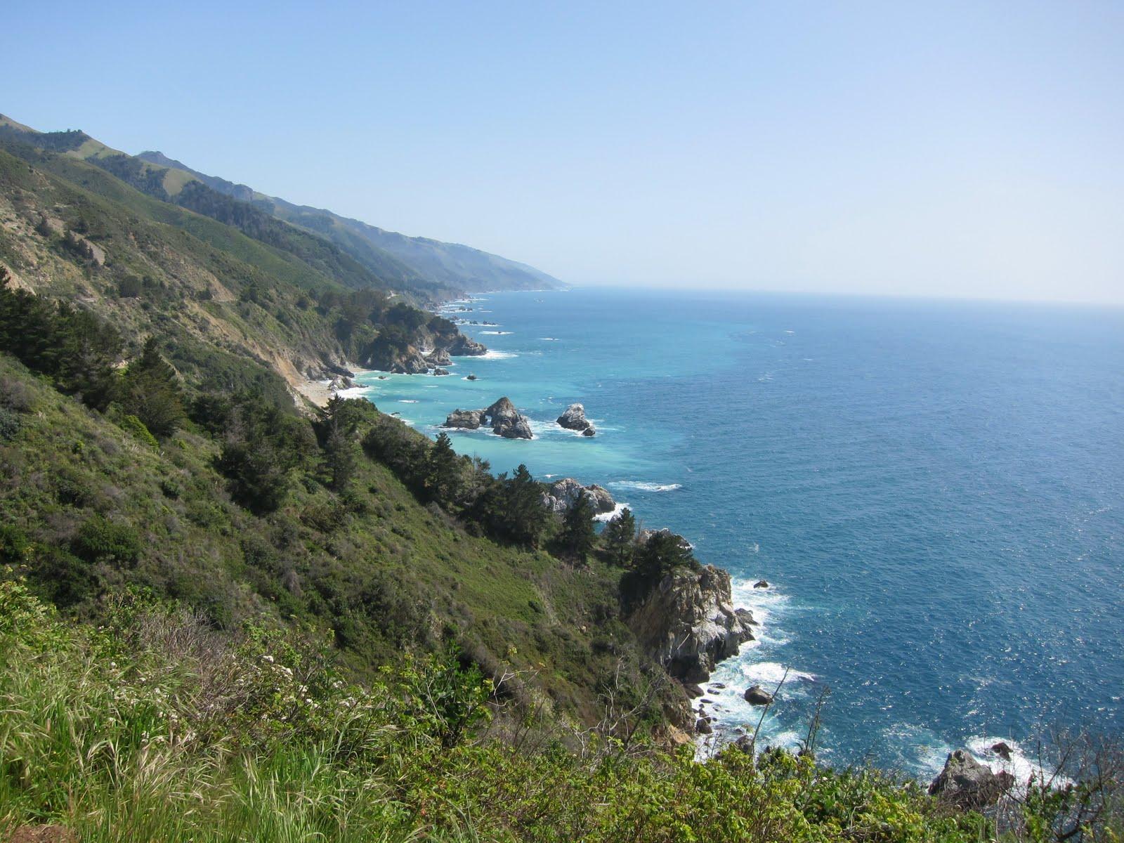 Good Living  Pacific Highway 1  Big Sur  California