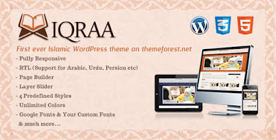 Download Islamic v2.0 WordPress Responsive Theme