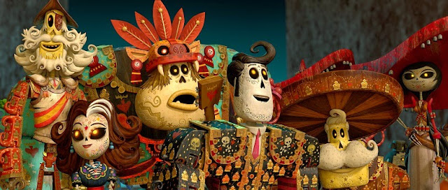 Book of Life 2014 movie still