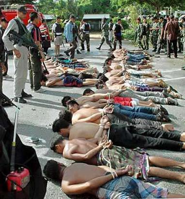 Massacres in Burma 2