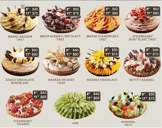 FRUIT PARADISE CAFE SINGAPORE