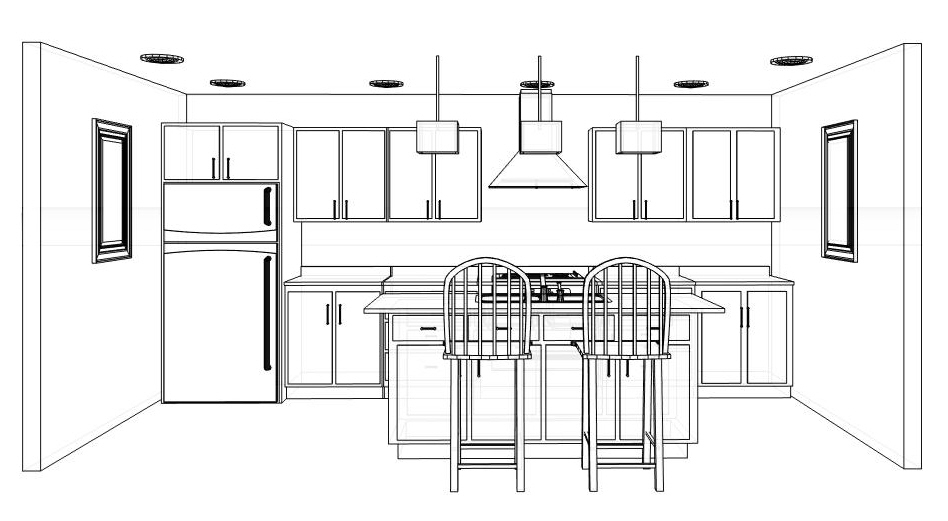 Designing Your Kitchen Layout