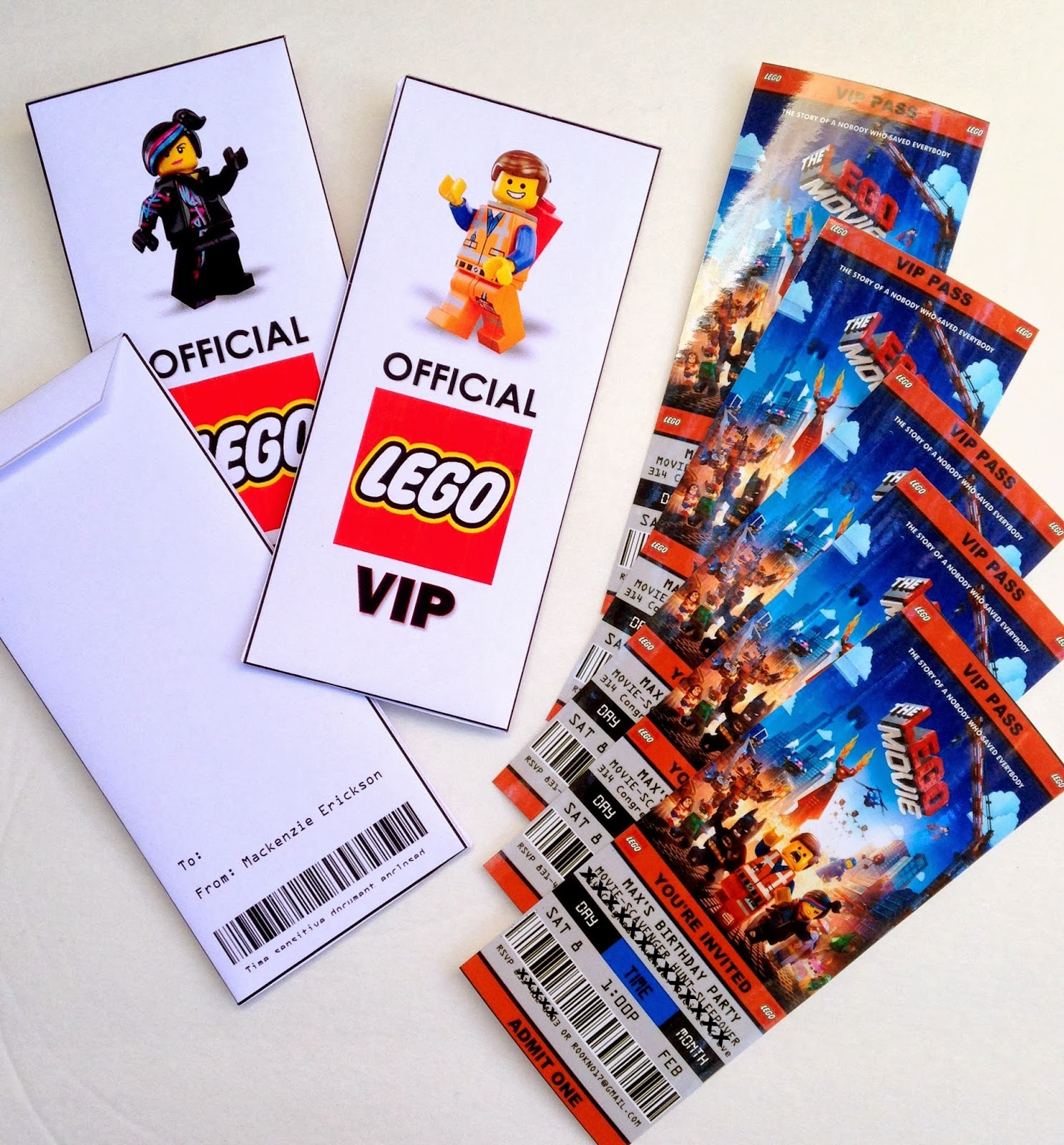 lego+movie+birthday+party+invitations+ticket+style+printable 001 jennuine by rook no 17* free printable ticket style party,Lego Party Invitation Ideas