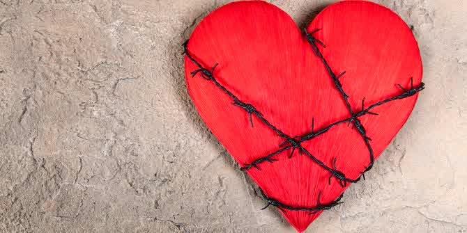 Patah Hati Bisa Sebabkan Kematian