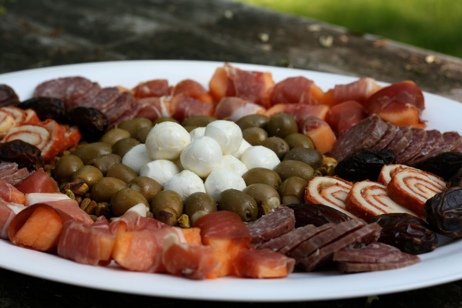 Antipasto Platter Foodie Friday Simple Living And