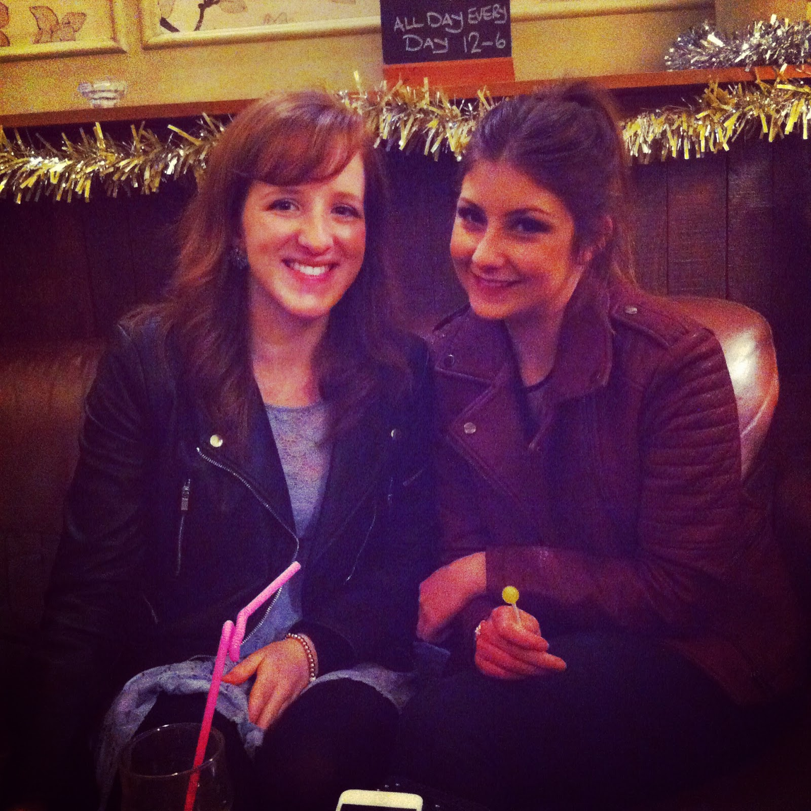 Instagram: RhiannonBlog New Years Eve