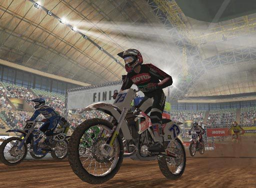 Çöl Motorsikleti Oyunu