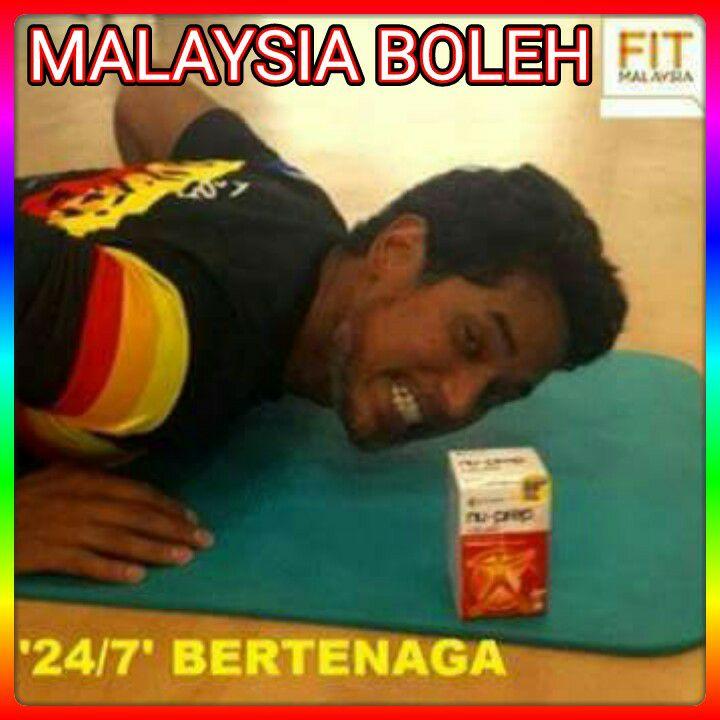 MALAYSIA BOLEH. Juara Seagames 2017 hadiah Merdekan 31 Ogos 2017. Demi Negara