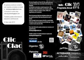 """INFO CLIC """"PROGRAMA ANUAL 2012"""""""