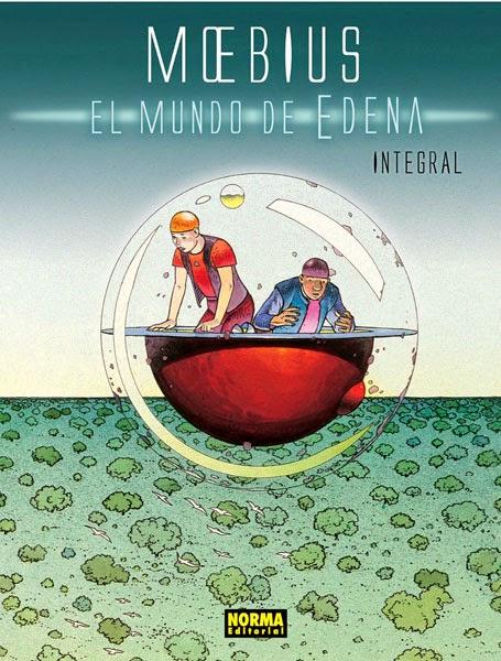 El mundo de Edena - Moebius