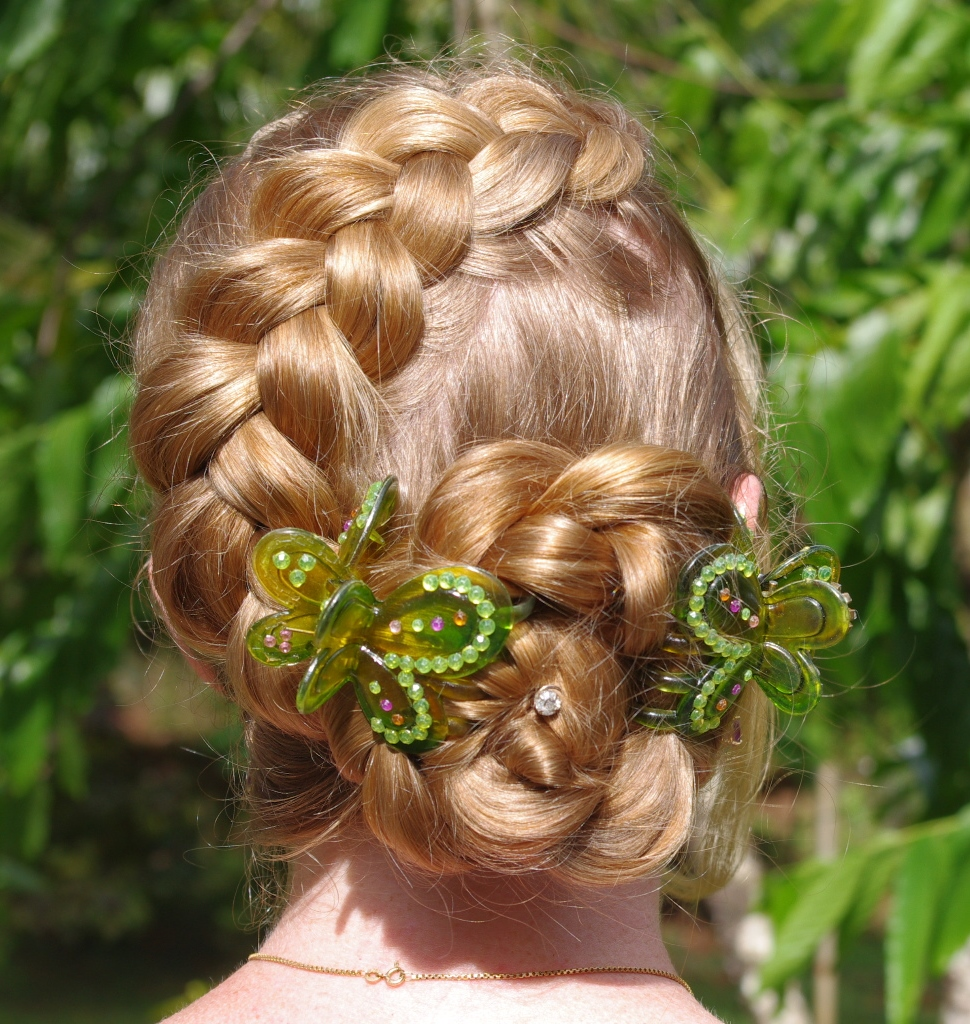 braids amp hairstyles for super long hair january 2013