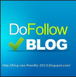 Daftar Blog Dofollow SEO Friendly 2013