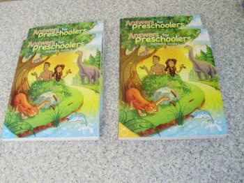 Preschool Curriculum from Answers in Genesis